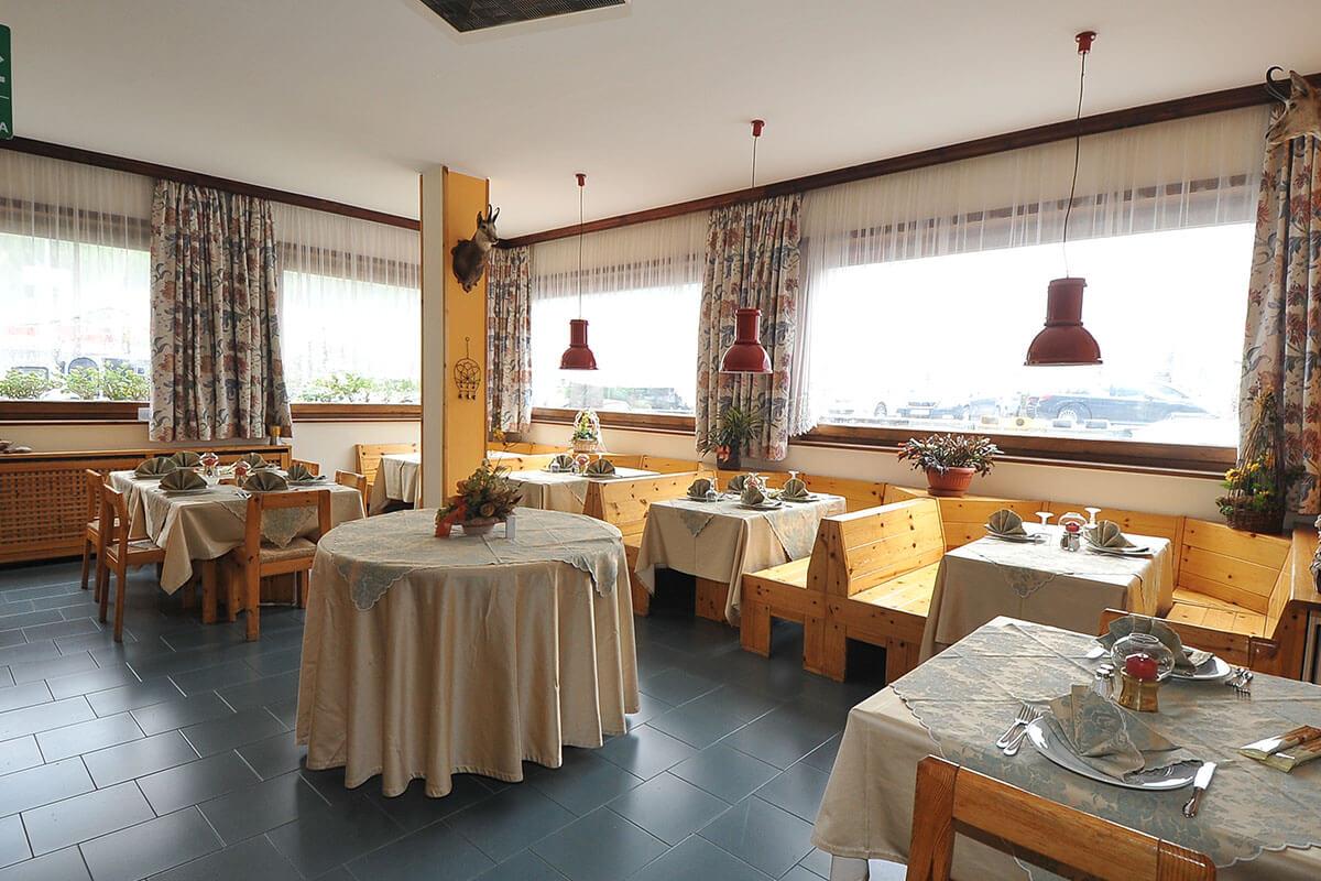 Restaurant | Hotel Croce Bianca Livigno